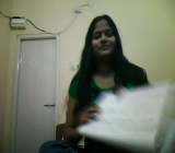 indian girl on web cam